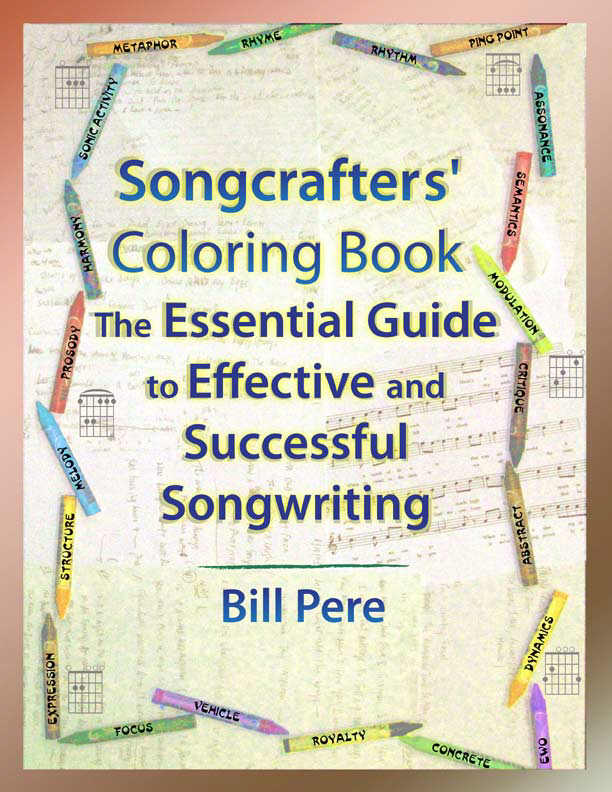 Songcrafters' Coloring Book by Bill Pere
